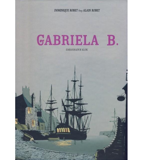 GABRIELA B - Embannadur klok