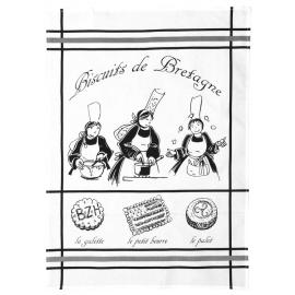 TORCHON BISCUITS DE BRETAGNE