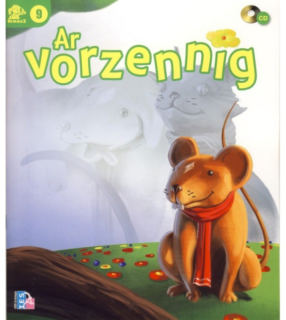 AR VORZENNIG (livre + cd)