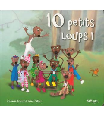 10 PETITS LOUPS ! (Version française)