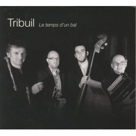 CD TRIBUIL - LE TEMPS D'UN BAL