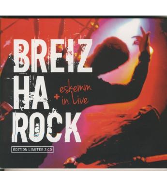 CD BREIZHAROCK DOUBLE ALBUM