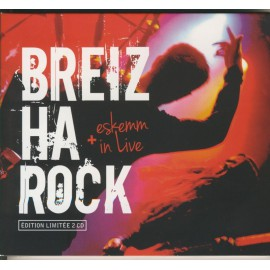 CD BREIZHAROCK DOUBLE ALBUM