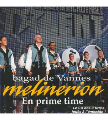 CD BAGAD DE VANNES EN PRIME TIME