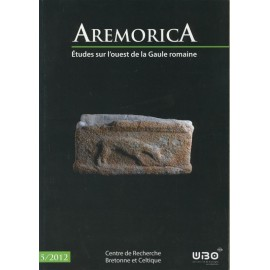 AREMORICA tome 5 - Études sur l'ouest de la Gaule romaine