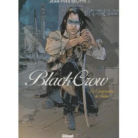 BLACK CROW - Tome 4 : La conspiration de Satan