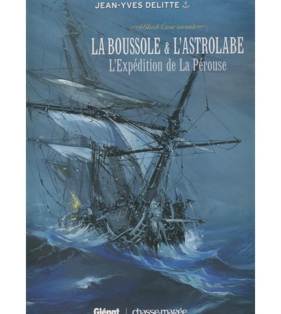 BLACK CROW RACONTE LA BOUSSOLE & L'ASTROLABE