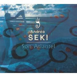 CD ANDRÉA SEKI - SON ATLANTEL