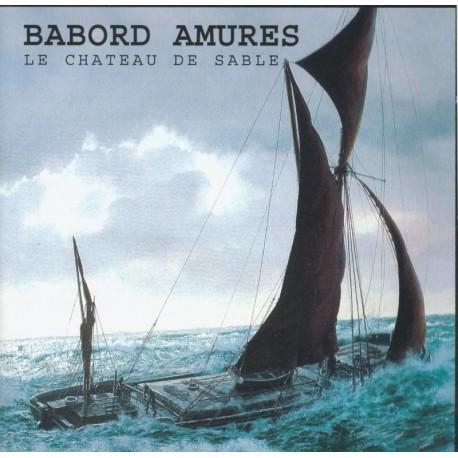 CD BABORD AMURES - LE CHATEAU DE SABLE