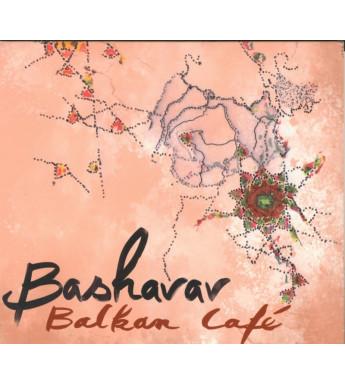 CD BASHAVAV - BALKAN CAFÉ