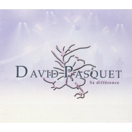 CD DAVID PASQUET - SA DIFFERENCE