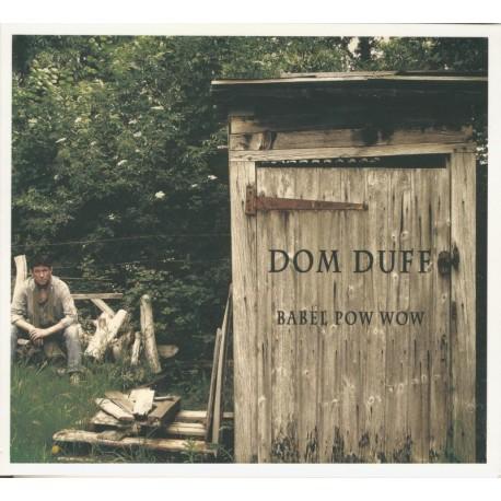 CD DOM DUFF - BABEL POW WOW
