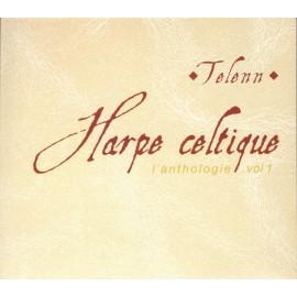 CD HARPE CELTIQUE, l'ANTHOLOGIE vol. 1