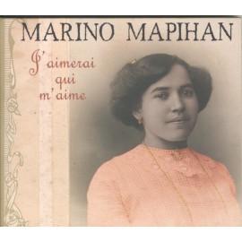 CD MARINO MAPIHAN - J'AIMERAI QUI M'AIME