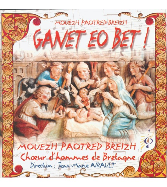 CD MOUEZH PAOTRED BREIZH - GANET EO BET !