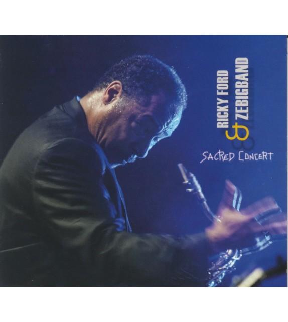 CD RICKY FORD & ZE BIGBAND - SACRED CONCERT
