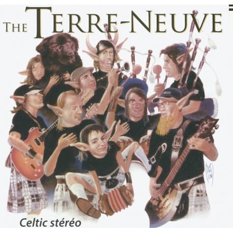 CD THE TERRE-NEUVE - CELTIC STEREO