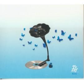 CD TY ZEF - BLEU
