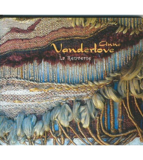 CD ANNE VANDERLOVE - LA RENVERSE