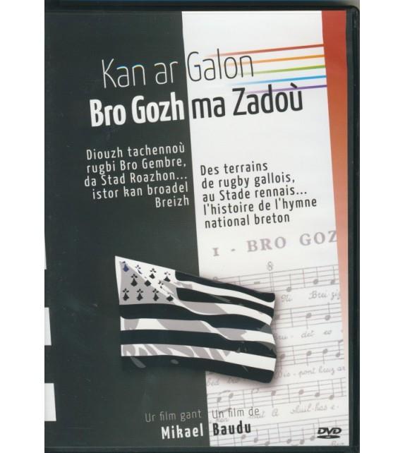 DVD KAN AR GALON - BRO GOZH MA ZADOU (4015459)