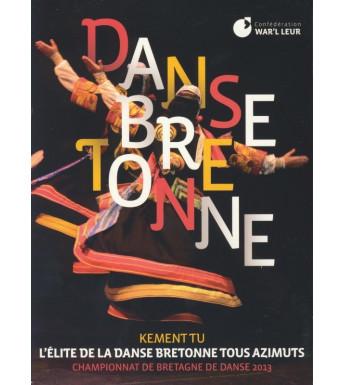 DVD KEMENT TU - DANSE BRETONNE 2013(4015803)