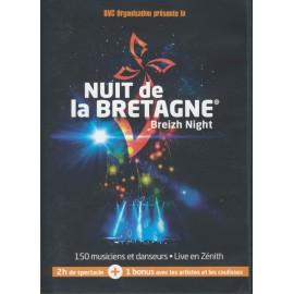 DVD NUIT DE LA BRETAGNE (4015779)