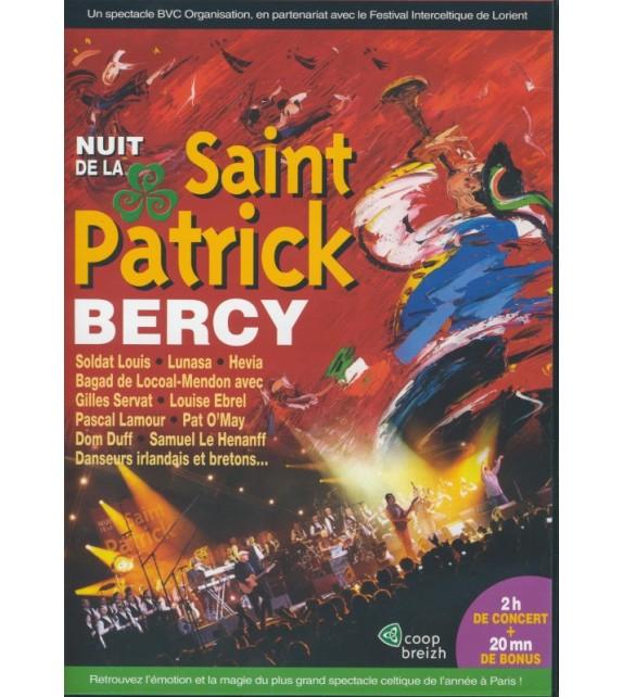 DVD NUIT DE LA SAINT PATRICK 2010 (4015409)