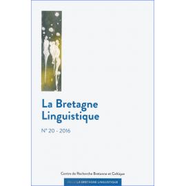 BRETAGNE LINGUISTIQUE - Volume 20