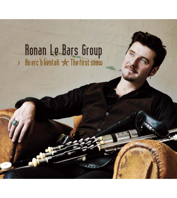 CD RONAN LE BARS - An Erc'h Kentañ - The first snow