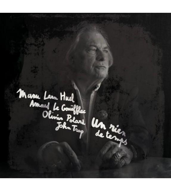 CD MANU LANN HUEL - A LE GOUEFFLEC - Un rien de temps