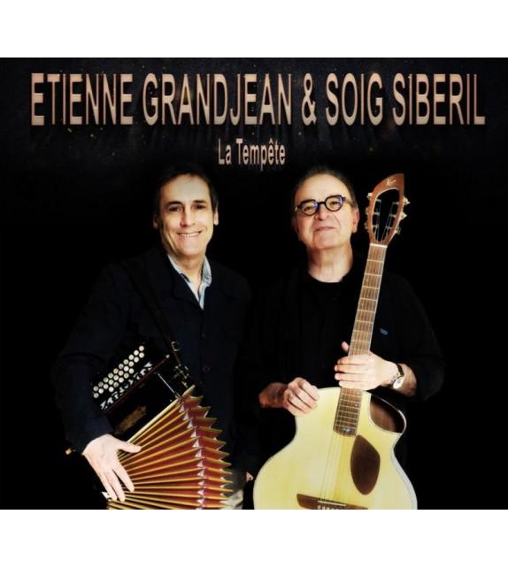 CD ETIENNE GRANDJEAN SOIG SIBERIL - La Tempête