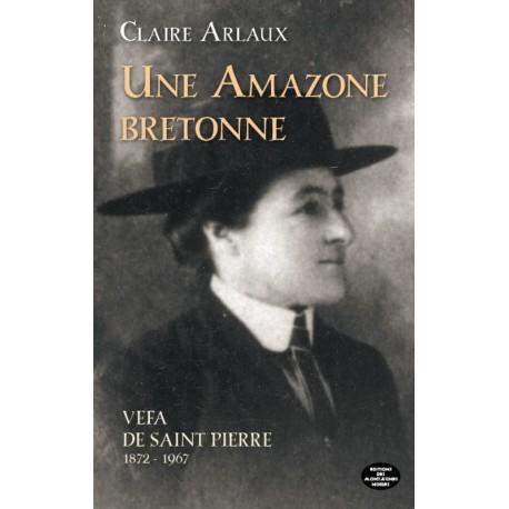 UNE AMAZONE BRETONNE Vefa de Saint Pierre (1872-1967)