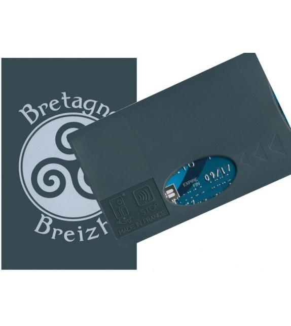 Portecarte Bancaire Anti Piratage - Porte carte bleue