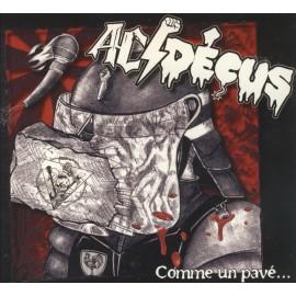 CD AC-DEÇUS - COMME UN PAVÉ