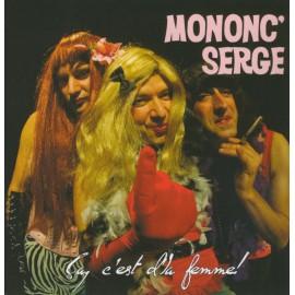 CD MONONC' SERGE - çA C'EST D'LA FEMME !