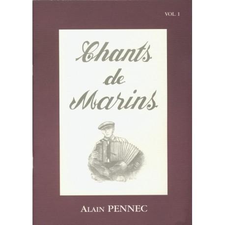 CHANTS DE MARINS VOL 1 avec CD