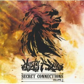 CD MYSTY K DUB - Secret Connections volume 2