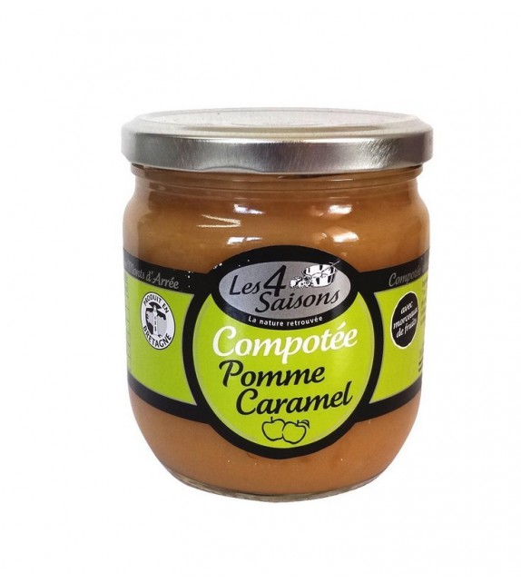COMPOTEE POMME CARAMEL