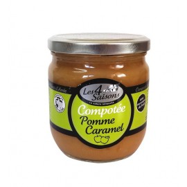 COMPOTEE POMME CARAMEL (DCC Juillet)