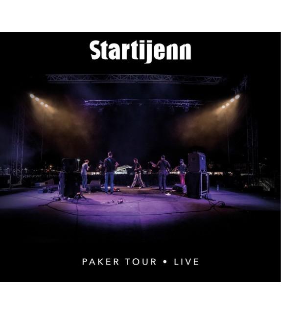 CD STARTIJENN - Paker tour Live