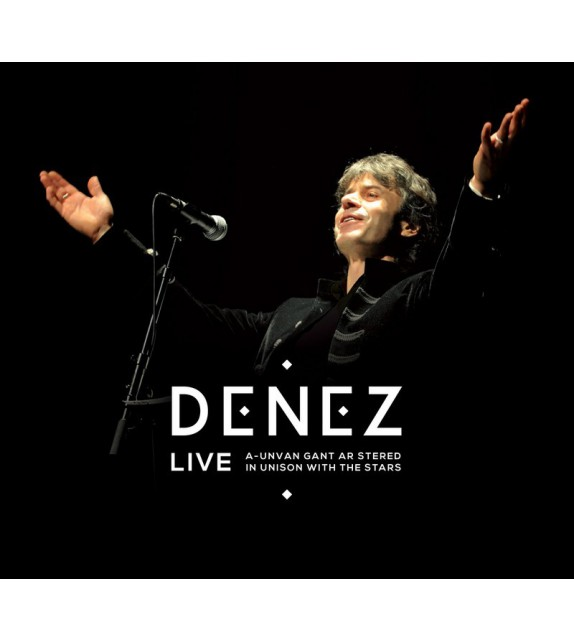 CD DVD DENEZ Live - A-unvan gant ar stered, In unison with the stars