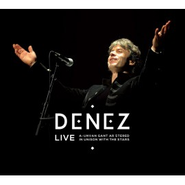 CD DVD DENEZ - A-unvan gant ar stered, In unison with the stars