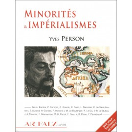MINORITES ET IMPERIALISMES - Yves Person