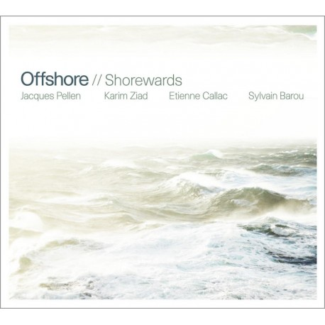 CD OFFSHORE QUARTET - Shorewards