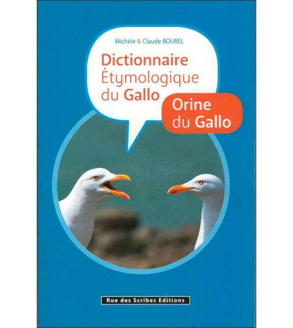 DICTIONNAIRE ETYMOLOGIQUE DU GALLO