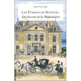 TUESDAN DE SEVIGNAC T1 - Les secrets de la Malouinière