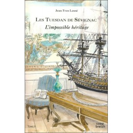 TUESDAN DE SEVIGNAC T2 - L'impossible héritage