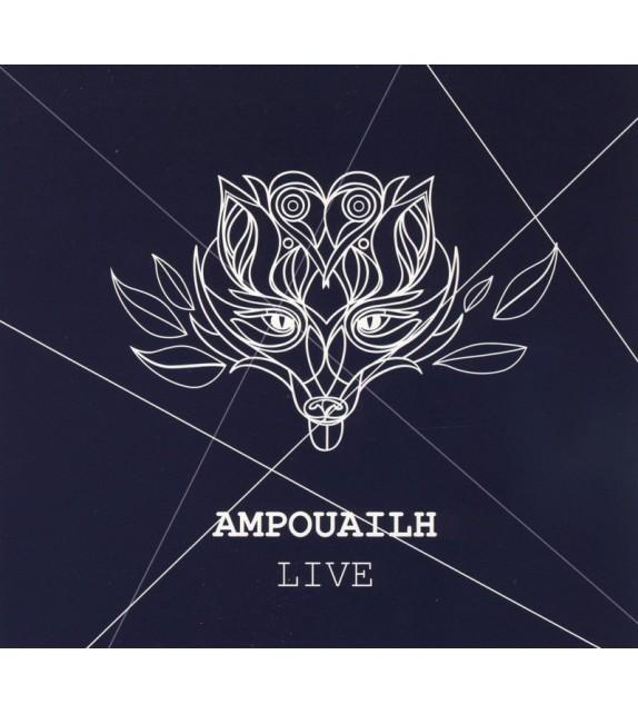 CD AMPOUAILH - Live !