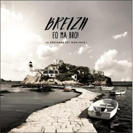 CD BREIZH EO MA BRO ! - COMPILATION