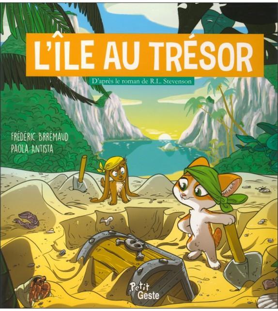 L'ÎLE AU TRESOR - Haribo et Salsifi